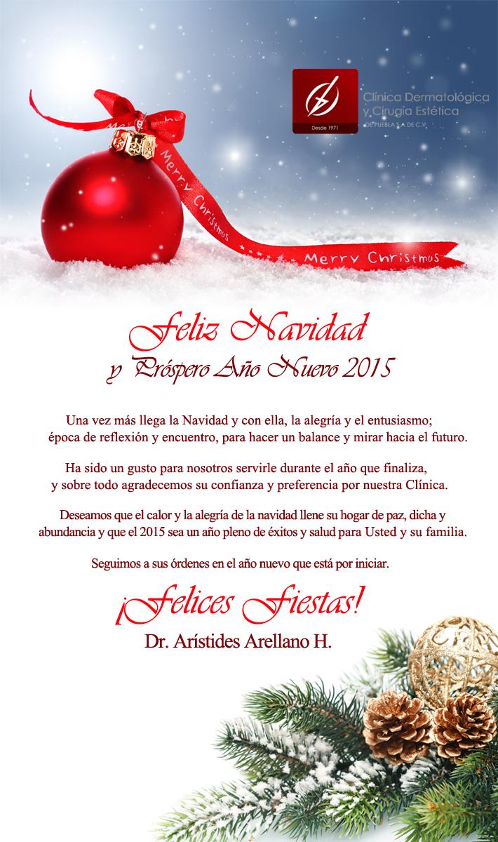 Nuestros mejores deseos para esta navidad y pr spero a o - Deseos para la navidad ...
